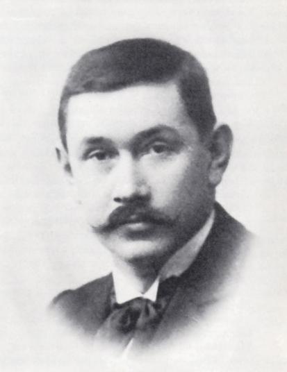 Gustav Gaudernack.