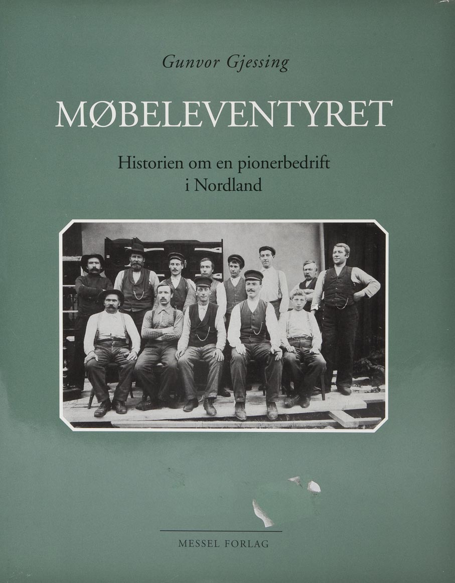 Gunvor Gjessing. Møbeleventyret: Historien om en pionerbedrift i Nordland. Messel. Oslo, 1995.