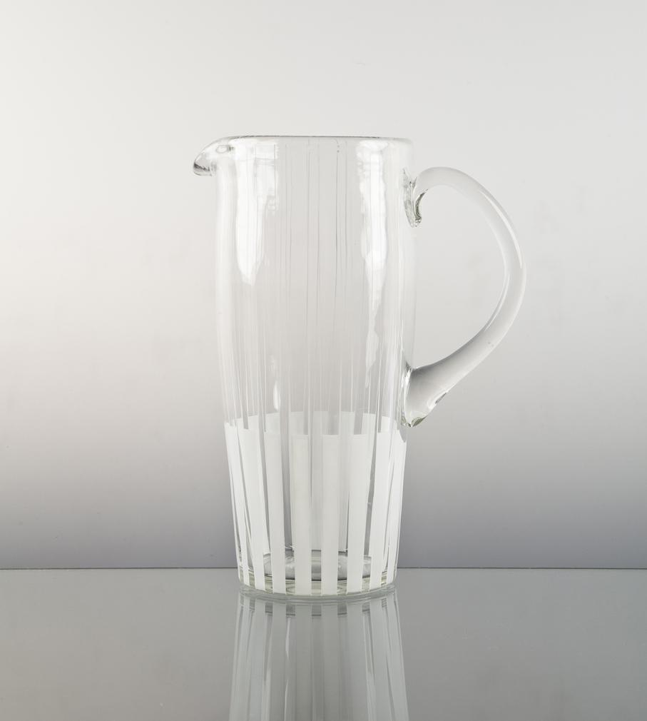 Ukjent designer. Mugge. 1950-tallet. H. Kr. 50. (Tante Blå – Fredrikstad)