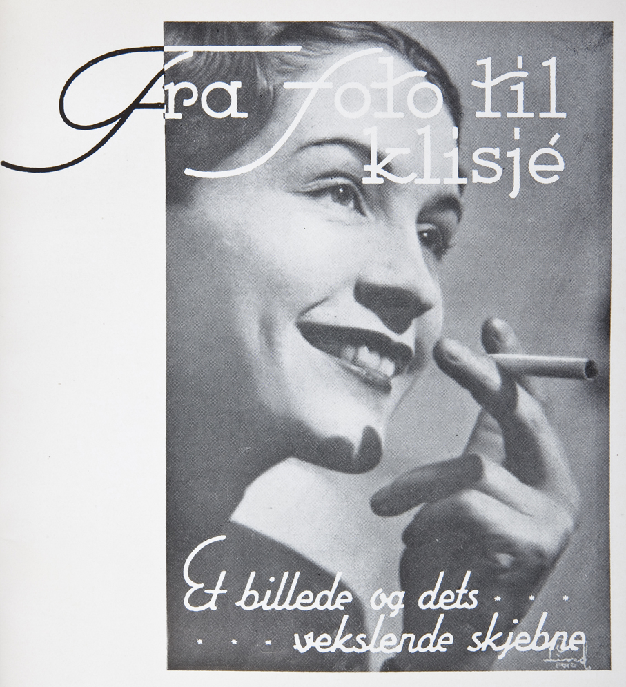 På 1930-tallet så var det en selvfølge at det moderne, norske kvinne røyket. Det viste på økt grad av selvstendighet. Men det ble ikke sett på med blide øyne i alle samfunnslag.