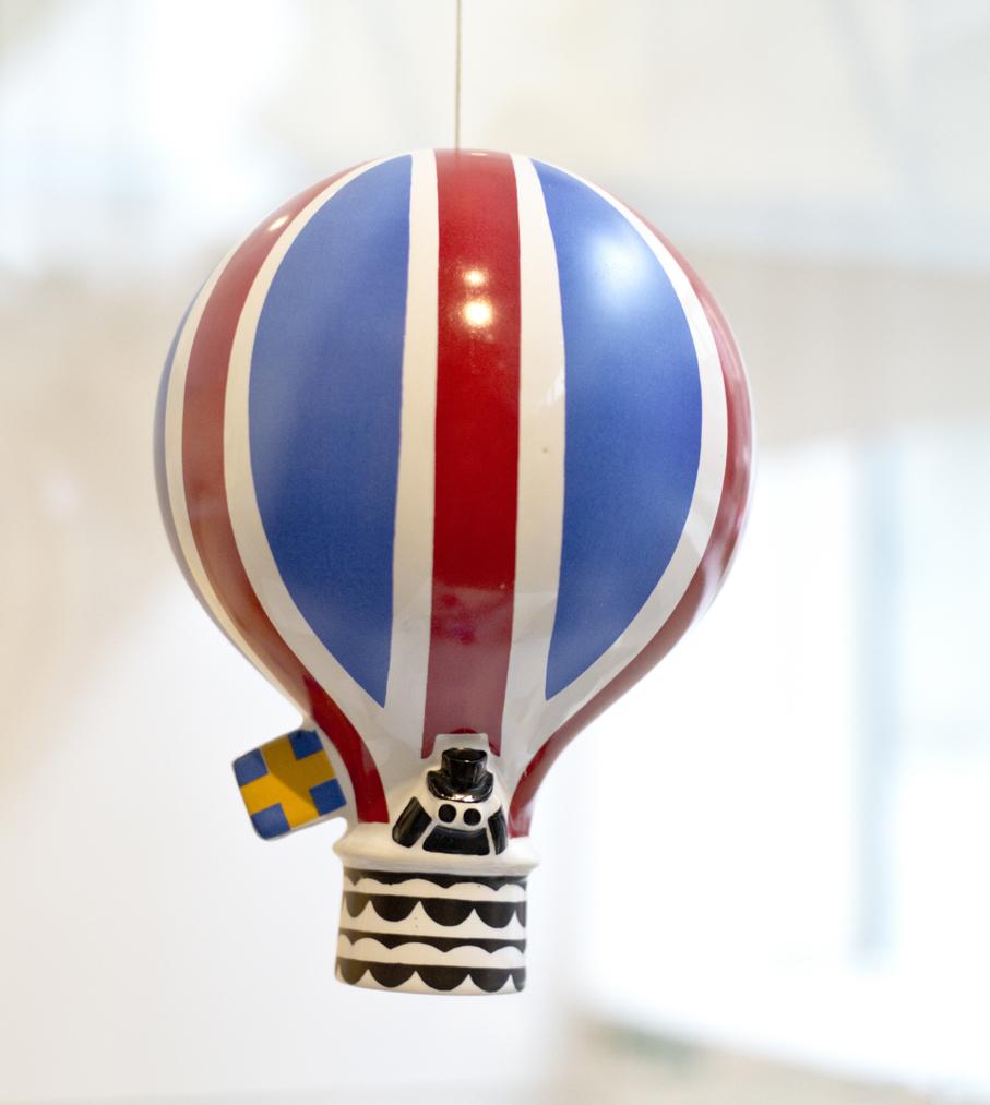 Folkekjære Lisa Larsson på Röhsska i Göteborg, 2016. (Foto: Mats Linder)