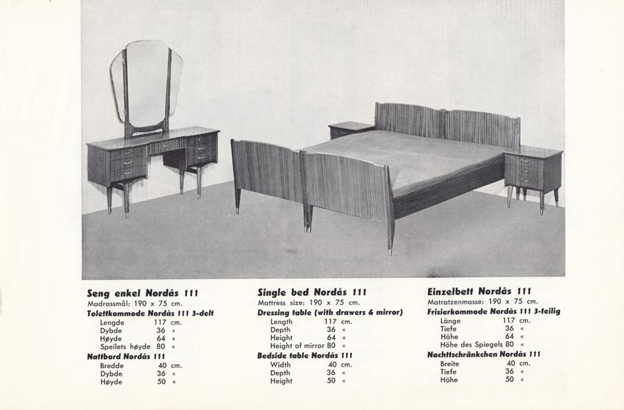 Nordås Møbler – Skogen Design