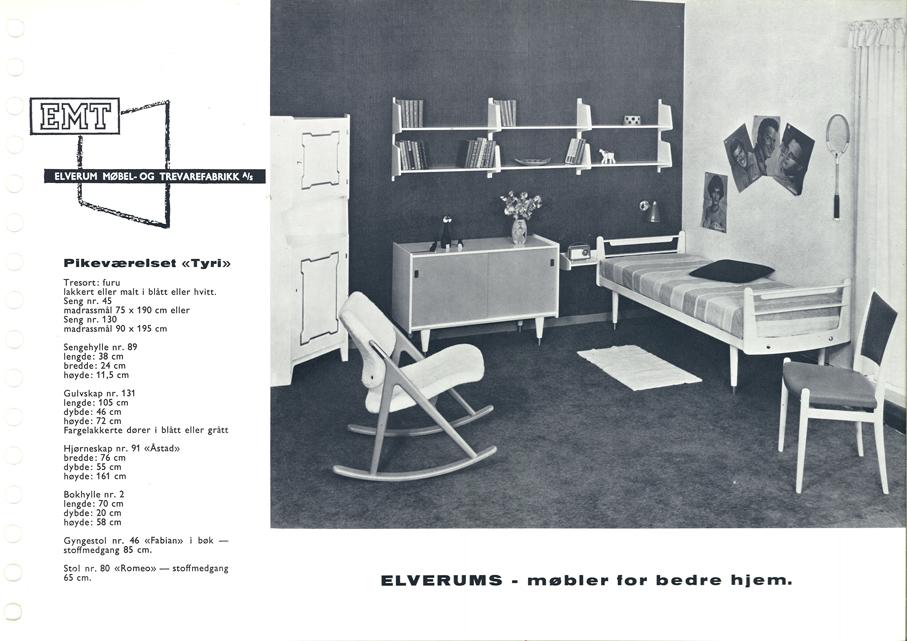 møbelsnekker elverum