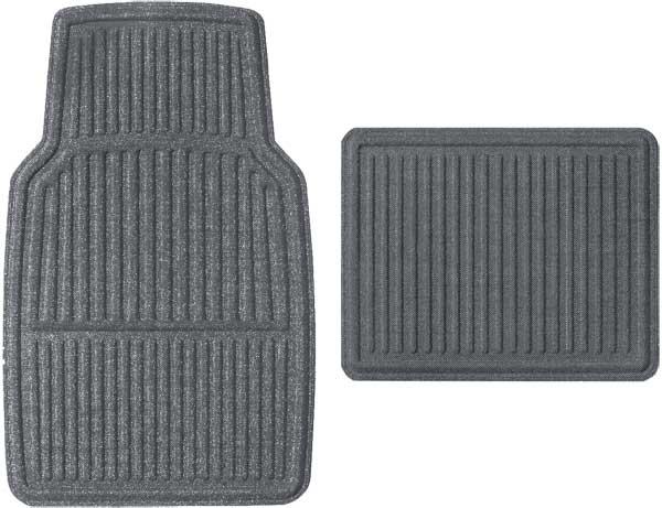 heavy duty office chair mat for carpet target metal chairs car floor mats - rubber all seasons