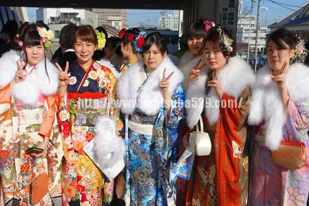 三重県伊勢市2016成人式01