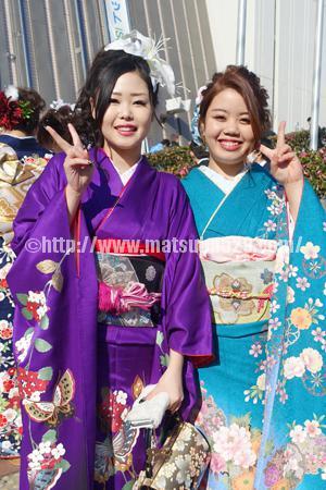 三重県伊勢市2016成人式13