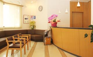 待合室:松田脳神経外科クリニック