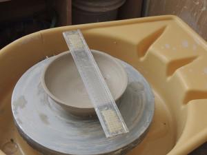行平鍋のフタ