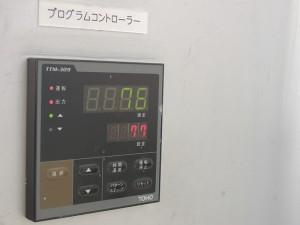 電気窯のコントローラー