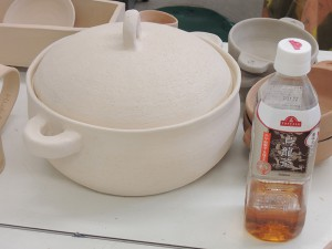 初めての土鍋