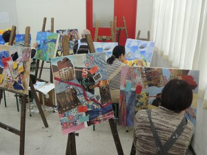 木曜絵画教室
