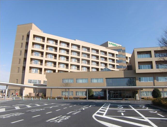 水戸医療センター病棟