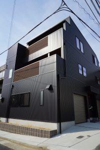 神戸市N様邸新築工事完成!
