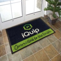 Personalized Promotional Custom Outdoor Rubber Door Mats