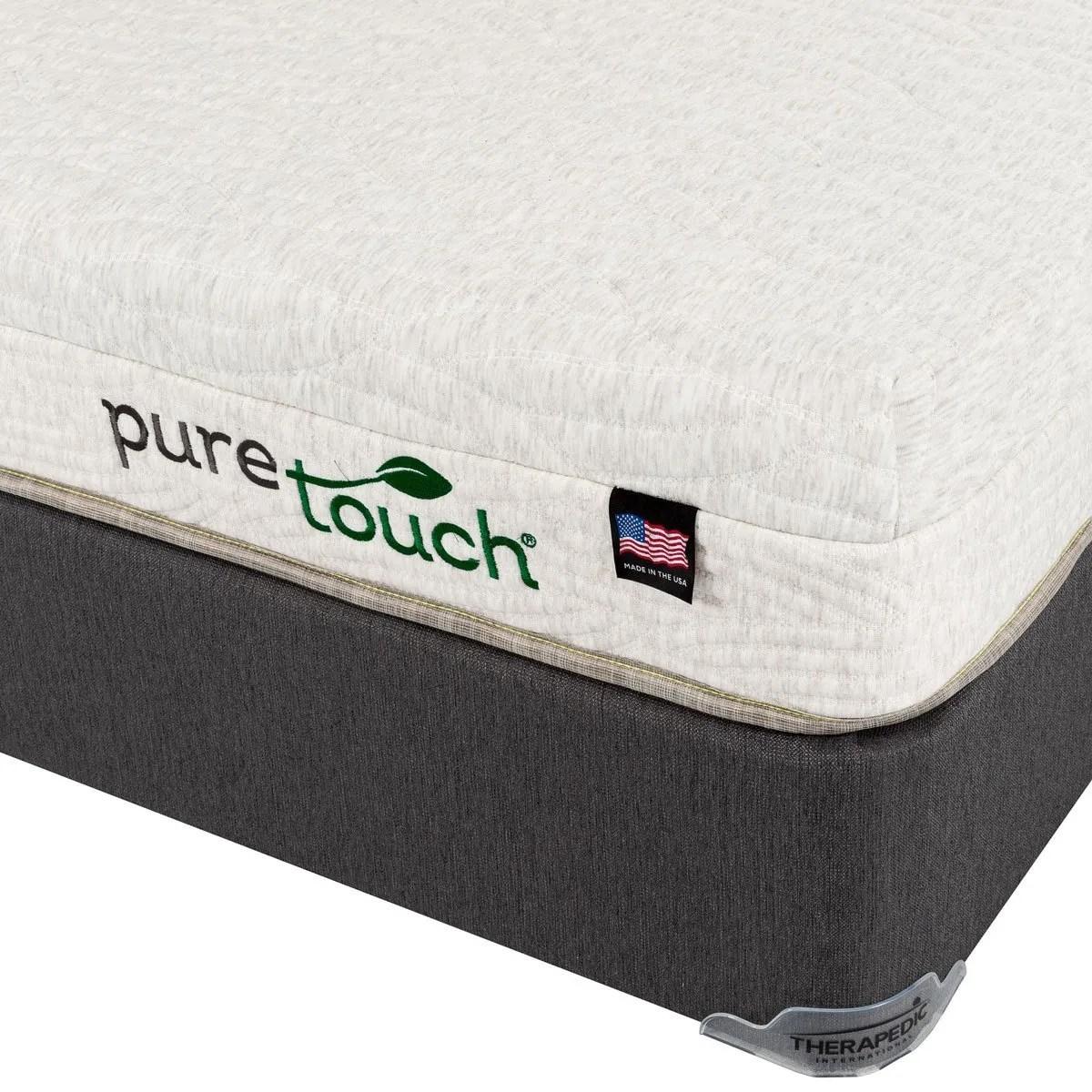 therapedic latex foam pillow online