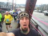 I'm on a bridge!