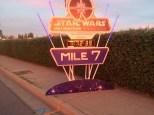 Mile 7!