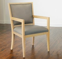 Frank Dining Chair with Arms - Dining Chairs & Barstools ...