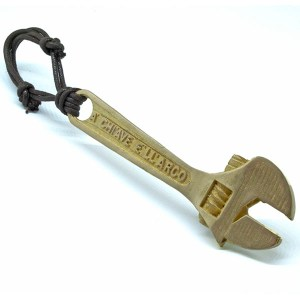 pendente chiave dell'arco mattana design dnapoli