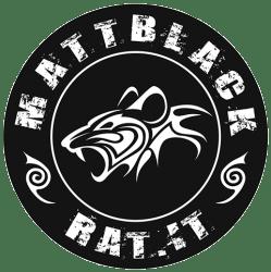 Matt Black Rat