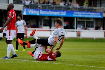 Dover Athletic V Wrexham FC