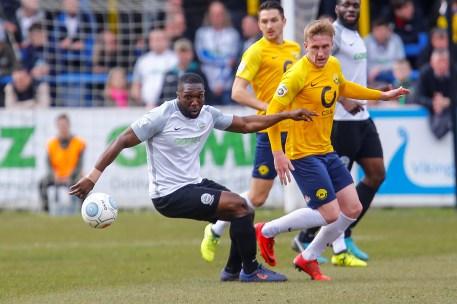 Dover Athletic v Torquay United