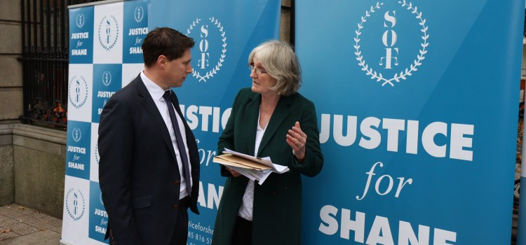 """Full Public inquiry into death of Shane O'Farrell is required """"Shameful that family must fight every step"""" – Matt Carthy MEP"""