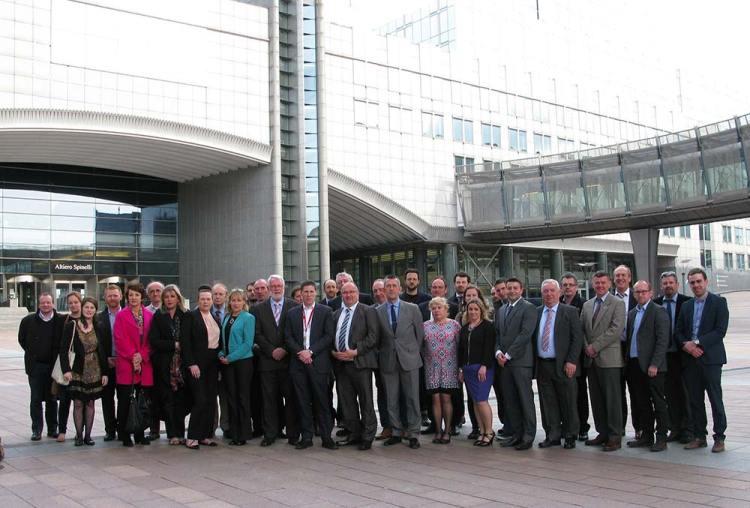 TTIP Delegation