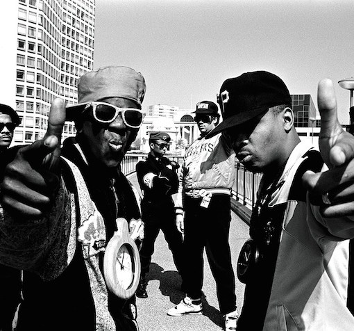 GREAT MOMENTS IN MUSIC - No11 - Don't Believe The Hype by Public Enemy