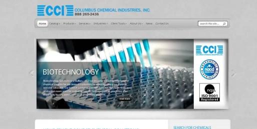Columbus Chemical Version 2