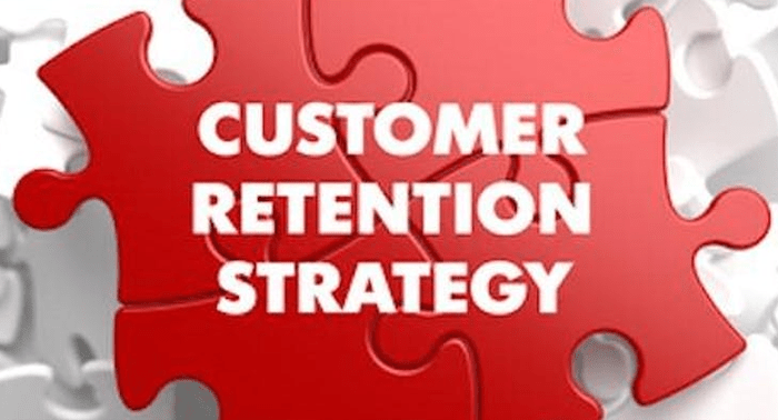 customer retention strategy image