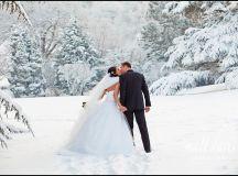 Dumbleton Hall winter wedding photos   Worcestershire ...