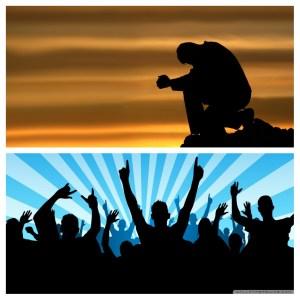 pray party