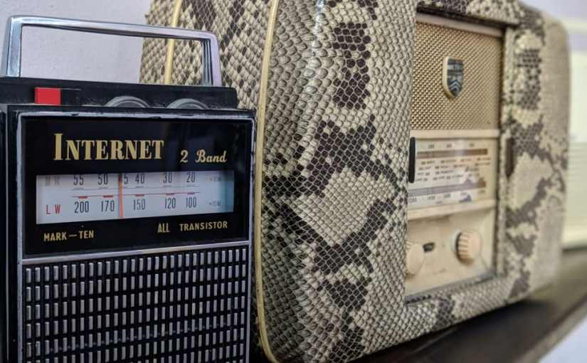 Radio's Trouble With The Internet