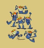 mdd_wacky frog
