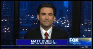 Matt Dubiel on Fox News Channel