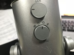 Better Yeti Microphone set up - pattern