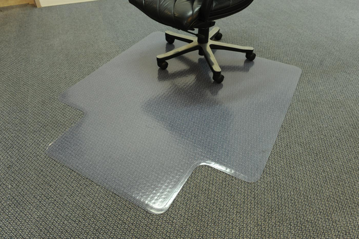 desk chair mats big and tall chairs anchormat  high pile carpet mat tek