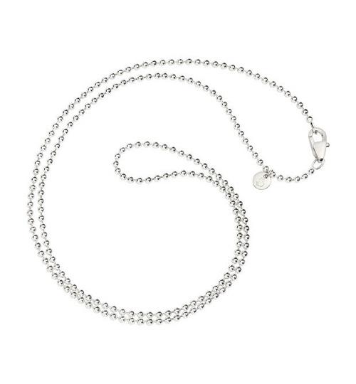 vendita di liquidazione 100% di alta qualità vendite calde catenina argento donna 19f1c9 - aiagorizia.it