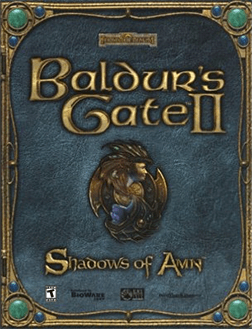 Baldur's Gate Shadows of Amn