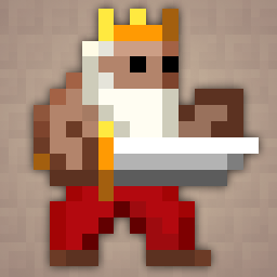 Pixel Dungeon Dwarf King