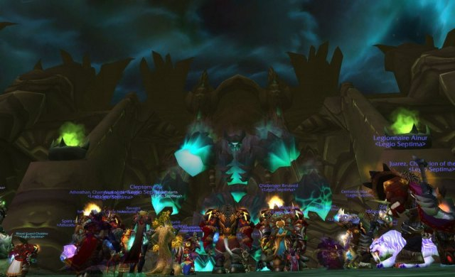 World of Warcraft Black Temple