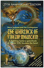 Warlock of Firetop Mountain 25th anniversary