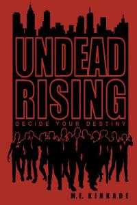 Undead Rising Choose Your Destiny ebook gamebook librogame