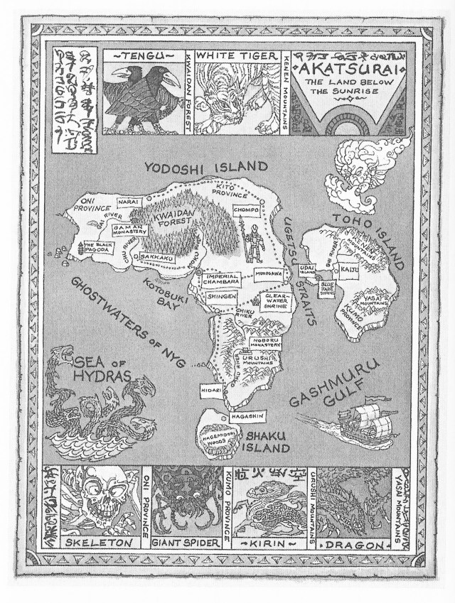 fabled lands 6 map print friendly