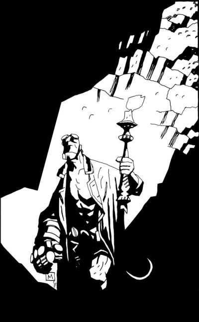 Mike Mignola Hellboy