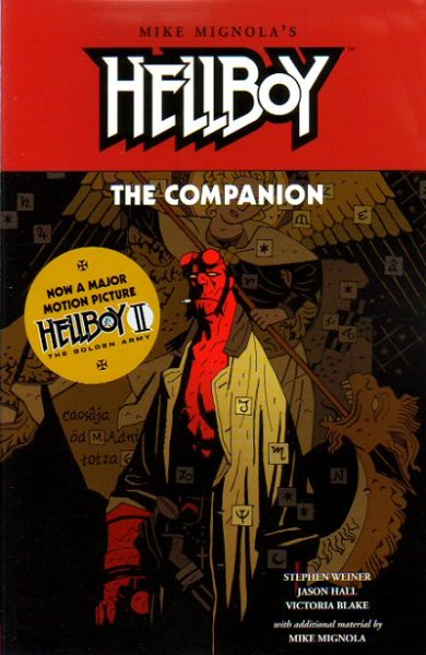 Mike Mignola Hellboy The Companion