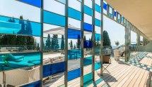 Hospitality & Spa Villa Eden Club House Matteo Thun