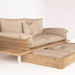 Industrial Style Sofa Furniture Sectional Matteo Zugnoni 4 Design