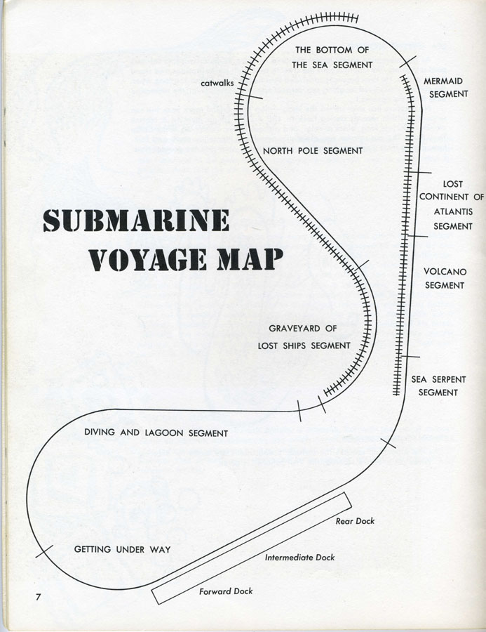 stuff from the park: SOP Saturday- Submarine Voyage